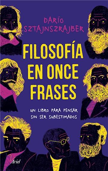 E-book Filosofía En Once Frases