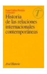 Papel Hª RELACIONES INTERNACIONALES CONTEMPORANEAS