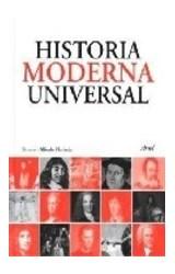 Papel HISTORIA MODERNA UNIVERSAL