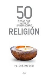 Papel 50 Cosas Que Hay Que Saber Sobre Religion