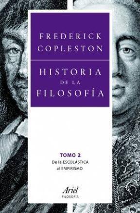 Papel Historia De La Filosofia Ii. De La Escolastica Al Empirismo