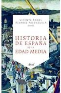 Papel HISTORIA DE ESPAÑA DE LA EDAD MEDIA