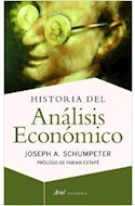 Papel HISTORIA DEL ANALISIS ECONOMICO (ARIEL ECONOMIA)