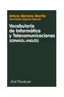 Papel VOCABULARIO DE INFORMATICA Y TELECOMUNICACIONES [INGLES / ESPAÑOL] (ARIEL PRACTICUM)