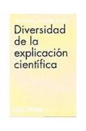 Papel DIVERSIDAD DE LA EXPLICACION CIENTIFICA (ARIEL FILOSOFIA)