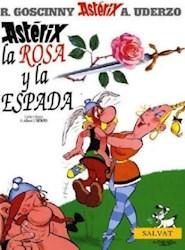 Papel Asterix La Rosa Y La Espada