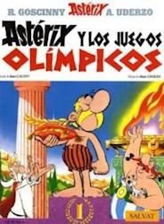 Papel Asterix Y Los Juegos Olimpicos