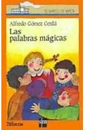 Papel PALABRAS MAGICAS (BARCO DE VAPOR NARANJA) (9 AÑOS)