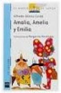 Papel AMALIA AMELIA Y EMILIA (BARCO DE VAPOR AZUL) (7 AÑOS)