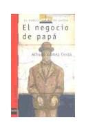 Papel NEGOCIO DE PAPA (BARCO DE VAPOR ROJO) (12 AÑOS)