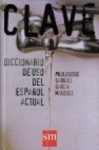 Papel Clave: Dicc. De Uso Del Español Actual