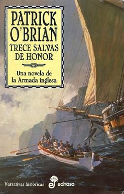 Papel Trece Salvas De Honor