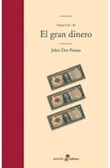 Papel GRAN DINERO [TRILOGIA USA III] (COLECCION NOVELA) (CARTONE)