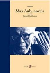 Libro Max Aub, Novela
