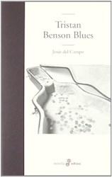 Libro Tristan Benson Blues