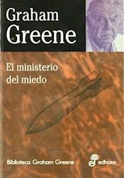 Libro El Ministerio Del Miedo