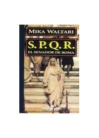 Papel S.P.Q.R El Senador De Roma