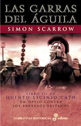 Papel Las Garras Del Aguila Libro Iii De Quinto Licinio Cato