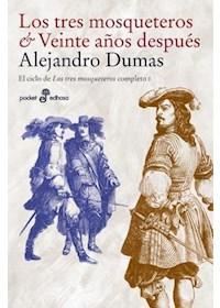 Papel Los Tres Mosqueteros (3 Vols)