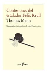 Papel CONFESIONES DEL ESTAFADOR FELIX KRULL