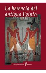 Papel LA HERENCIA DEL ANTIGUO EGIPTO