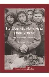 Papel LA REVOLUCION RUSA 1891-1924