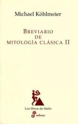 Libro Ii. Breviario De Mitologia Clasica