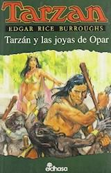 Libro Tarzan Y Las Joyas De Opar