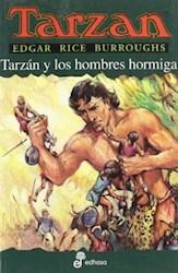 Libro Tarzan Y Los Hombres Hormiga
