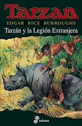 Libro Tarzan Y La Legion Extranjera