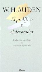 Libro El Prolifico Y E Devorador