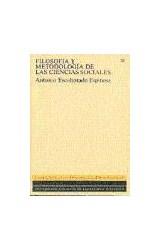 Papel FILOSOFIA Y METODOLOGIA DE LAS CIENCIAS SOCIALES