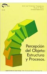 Papel Percepción del objeto : estructura y procesos