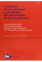 Papel EVALUACION DE LOS PROCESO Y RESULTADOS DEL APRENDIZAJE DE LO