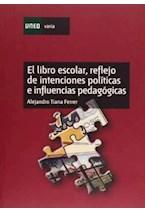 Papel EL LIBRO ESCOLAR . REFLEJO DE INTENCIONES PO