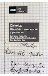 Papel DISLEXIAS DIAGNOSTICO, RECUPERACION Y PREVENCION