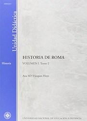Papel Historia De Roma Vol I Tomo I Y Ii