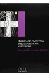 Papel HABILIDADES COGNITIVAS BASICAS: FORMACION Y DETERIORO