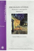 Papel PSICOLOGIA GENERAL. VOL II (ATENCION Y PERCEPCION)