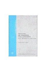 Papel PSICOLOGIA DEL DESARROLLO Y DE LA EDUCACION VOL.2