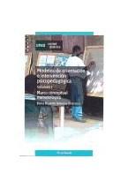Papel Modelos de orientación e intervención psicopedagógica Vol I