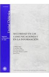 Papel Seguridad en las comunicaciones y en la información