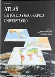Papel Atlas Histórico Y Geográfico Universitario