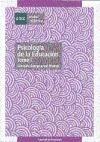 Papel Psicología De La Educación. Tomo I Y Ii