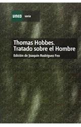 Papel THOMAS HOBBES. TRATADO SOBRE EL HOMBRE