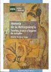 Papel Historia De La Antropología