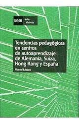 Papel TENDENCIAS PEDAGOGICAS EN CENTROS DE AUTOAPRENDIZAJE DE ALEM