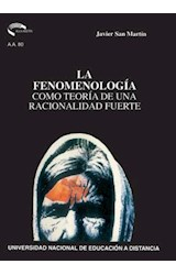 E-book La fenomenología como una Teoría de una racionalidad fuerte