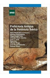 E-book Prehistoria antigua de la Península Ibérica