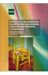 E-book Introducción a los Tratamientos Psicodinámicos, Experienciales, Constructivistas, Sistémicos e Integradores